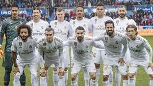 ريال مدريد يختبر لاعبيه من فيروس كورونا