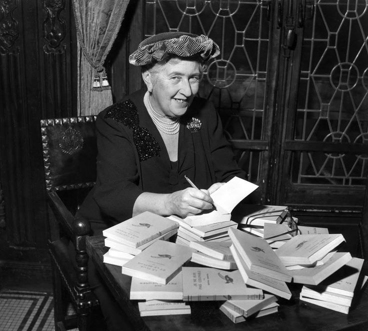 Which Agatha Christie book should you read NEXT? NEW QUIZ!