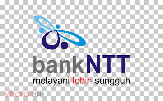 Logo Bank NTT (Nusa Tenggara Timur) - Download Vector File PNG (Portable Network Graphics)