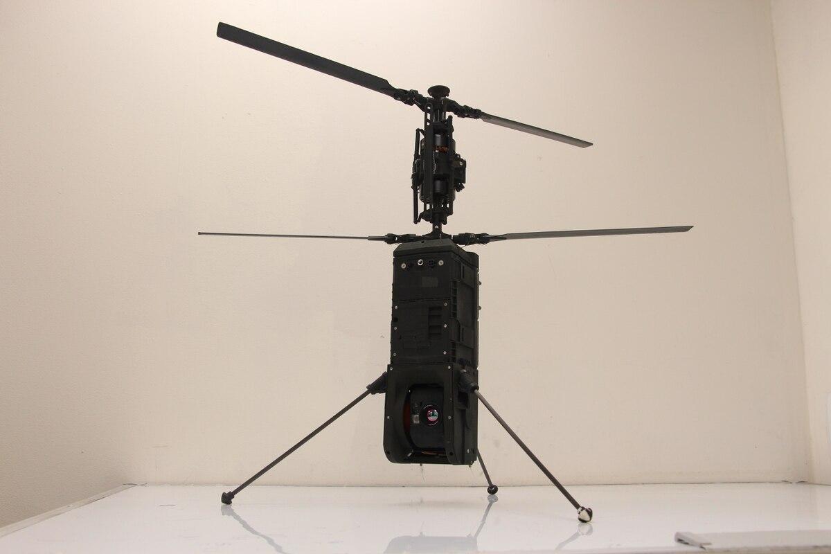 FireFly Loitering Munition Combat Drone