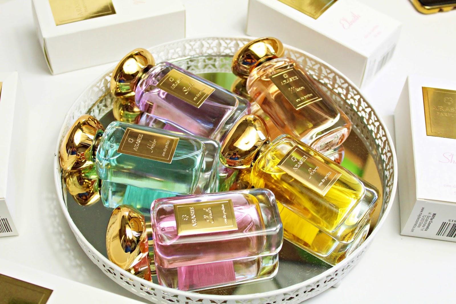 arashe parfums