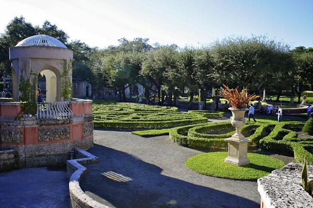 Informações do Villa Vizcaya Museum e Gardens