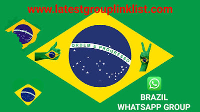 Join 500+ Brazil Latest Whatsapp Group Link List 2020