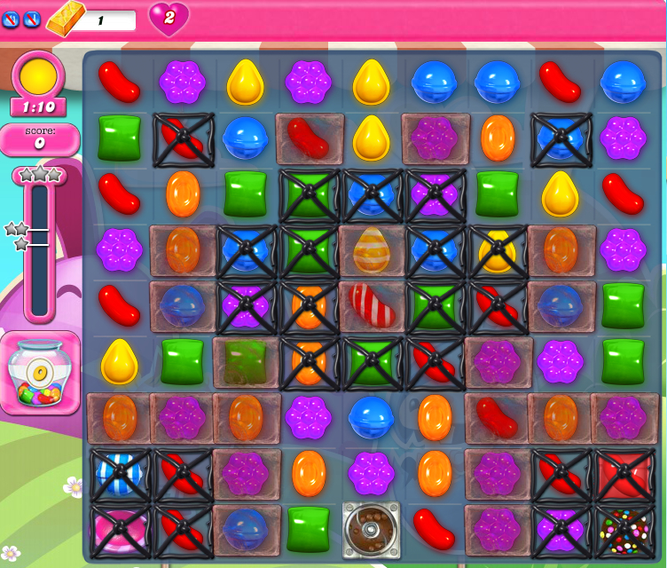 Candy Crush Saga 1585