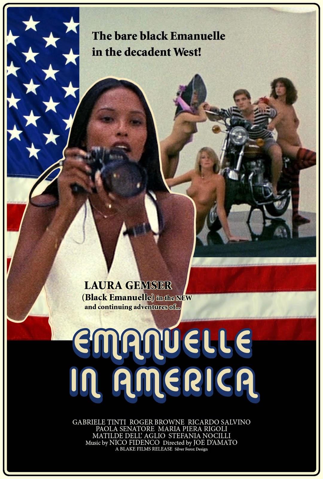 Paola Senatore emanuelle in america | emanuelle in america : office of film