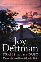 Trails in the Dust by Joy Dettman book cover