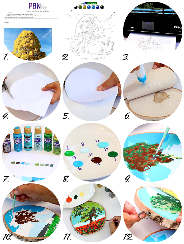 Mark Montano Make Your Own Paint By Number The website pbnify makes it easy by allowing you to upload an image and select your color palette. make your own paint by number