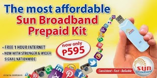 Sun Cellular's Broadband Prepaid Kit Price now more Affordable