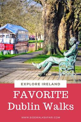 Favorite Dublin Walks