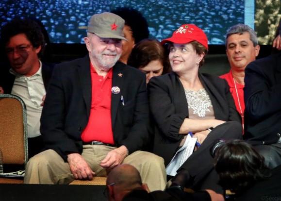 Lula, Dilma, Haddad e nova esquerda não fazem menção à Pascoa nas Redes Sociais