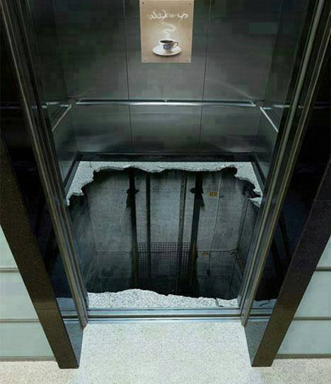 bentuk dan desain lift yang unik lucu dan kreatif-9