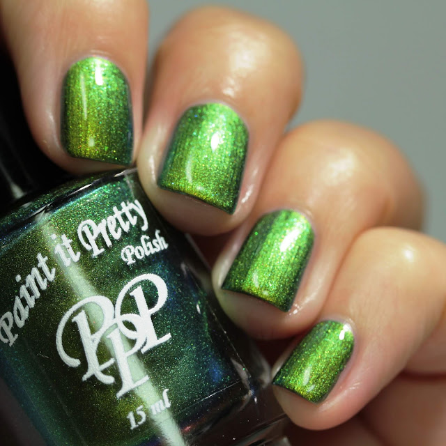 Paint It Pretty Polish Remember Who You Are swatch by Streets Ahead Style