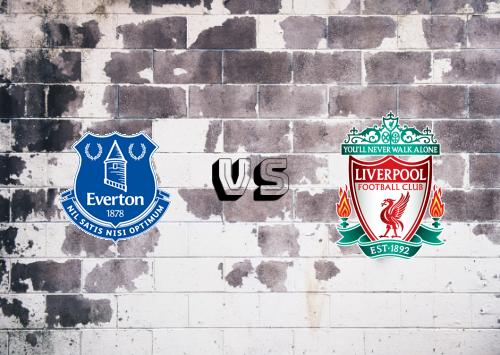 Everton vs Liverpool  Resumen y Partido Completo