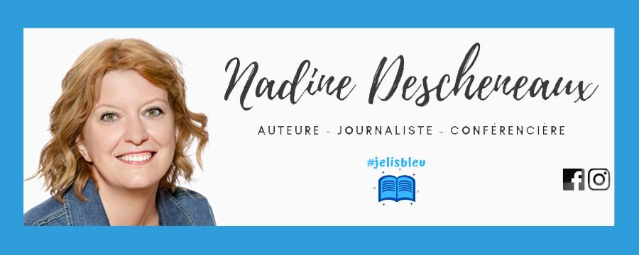 Le site officiel de l'auteure Nadine Descheneaux