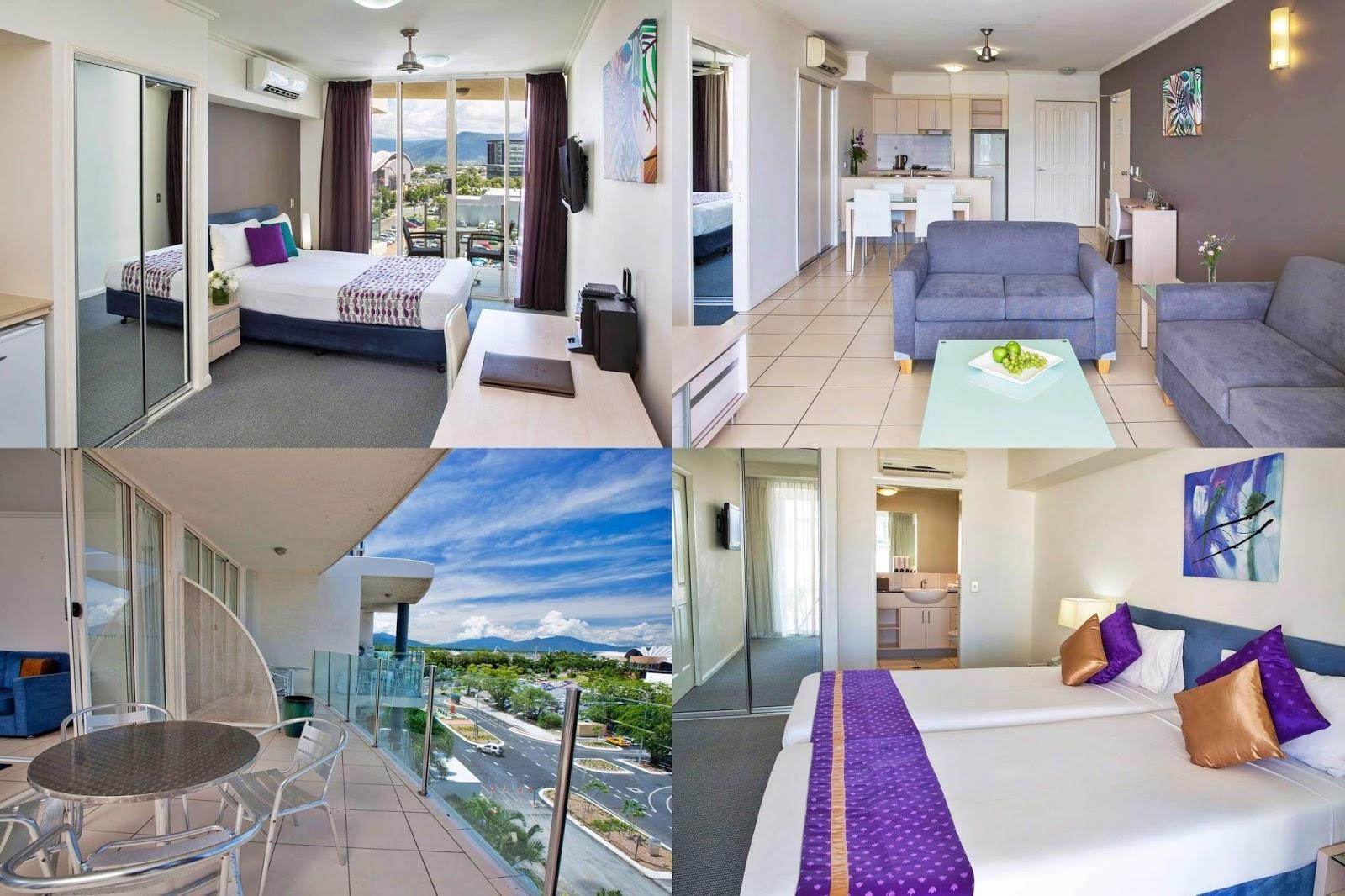 凱恩斯-住宿-推薦-奎伊斯市雷吉斯公園-飯店-旅館-民宿-公寓-酒店-Cairns-Park-Regis-City-Quays-Hotel