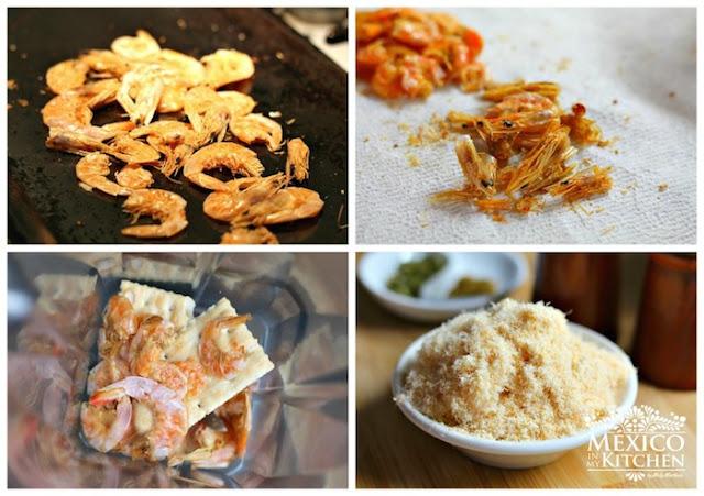 Dried shrimp recipe mexican