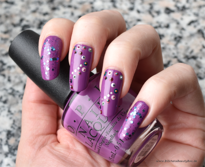 OPI New Orleans Kollektion Nageldesign