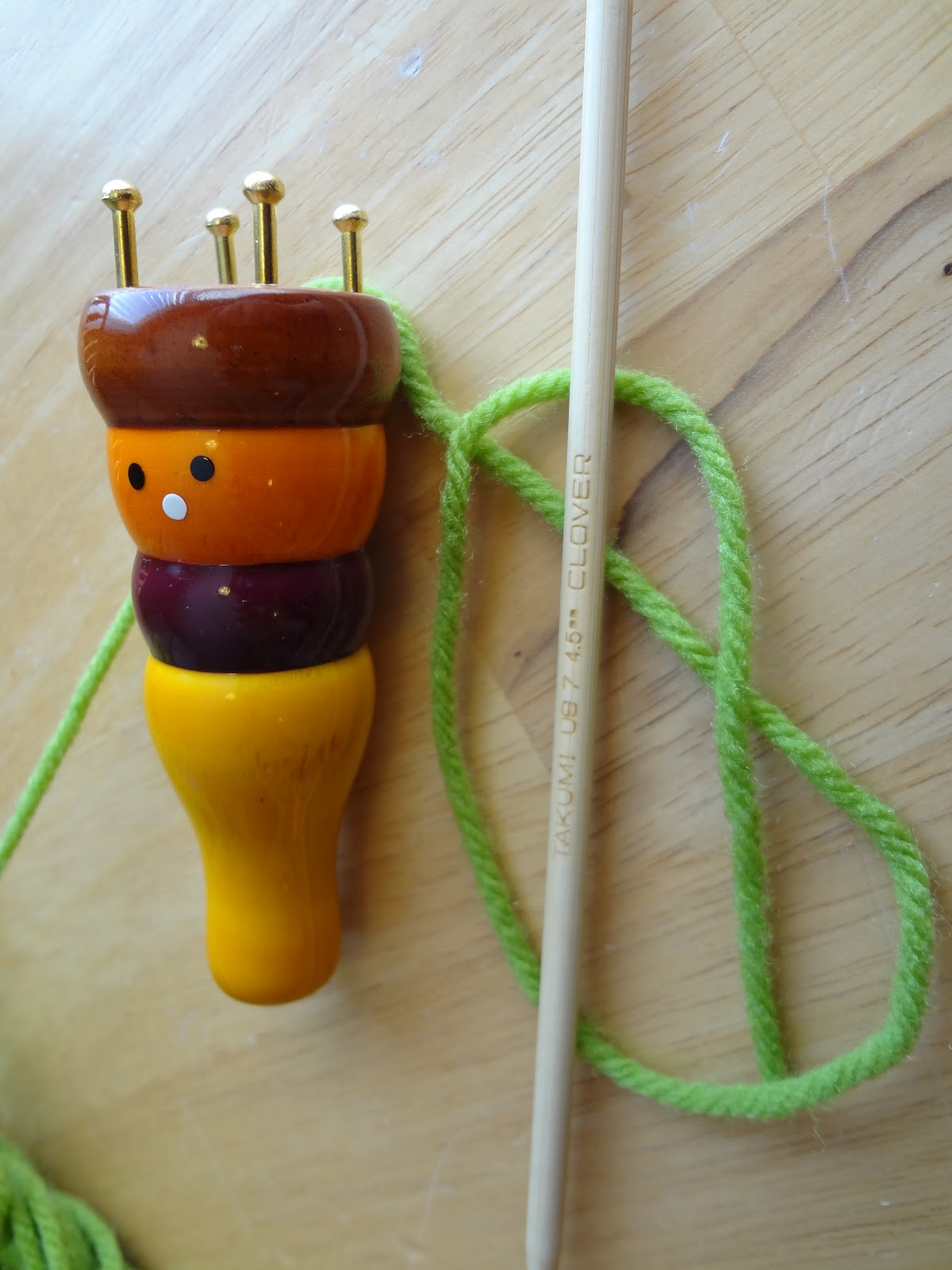 Fiber Flux: From the Stitch Library...How to Use a French Knitter