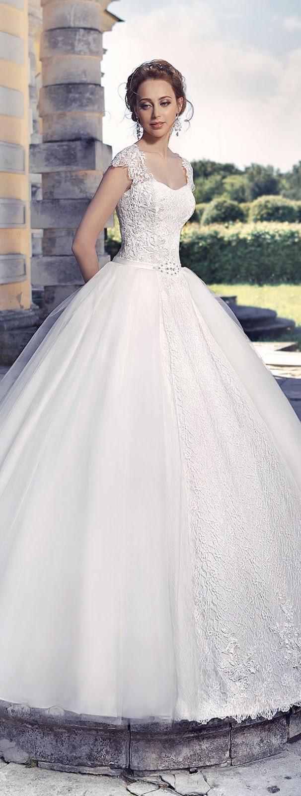 Vestidos de novia elegantes ¡25 Tendencias de Moda de Milva! | Somos ...