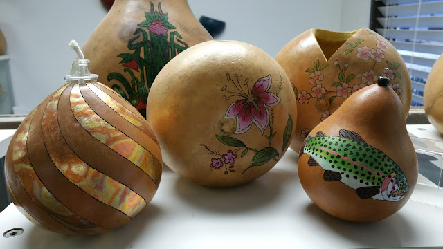 crafts gourds