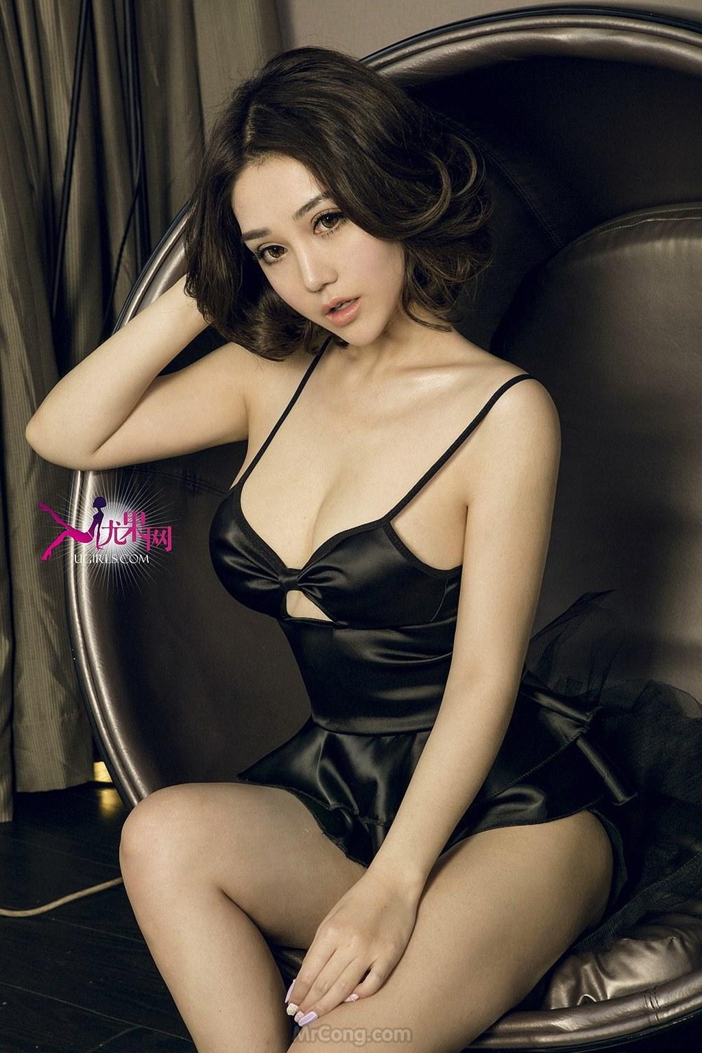 Image MrCong.com-UGIRLS-U146-Wang-Er-Lin-012 in post Mê mẩn với thân hình hoàn hảo của người đẹp Wang Er Lin (王尔琳) trong bộ ảnh UGIRLS 146
