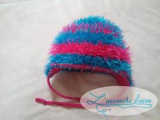 L'accroche laine - Comment doubler une tuque