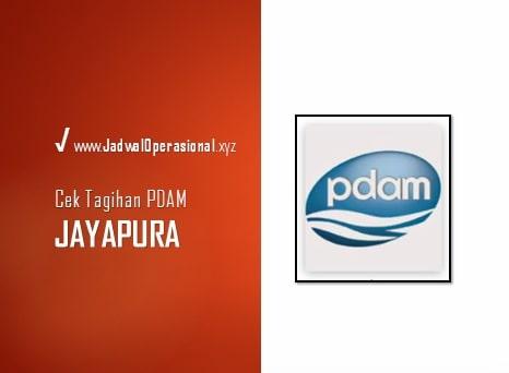 Cek Tagihan PDAM Jayapura