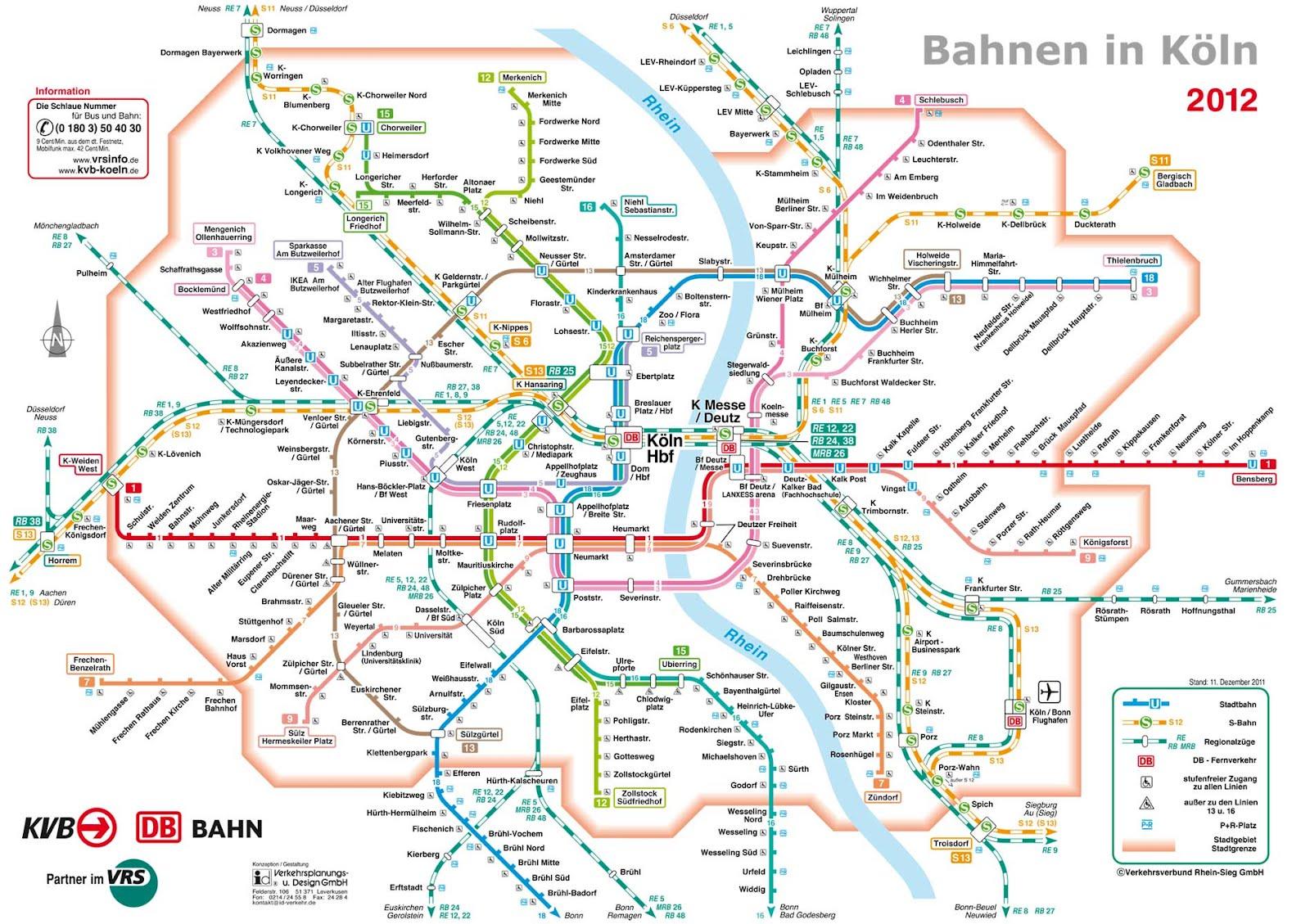 Kvb Fahrplan Linie 5