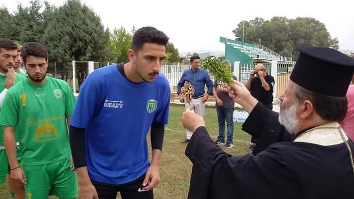 Π.Α.ΟΒάρδας: Πραγματοποιήθηκε ο αγιασμός στην ποδοσφαιρική ομάδα ενόψει της νέας αγωνιστικής χρονιάς
