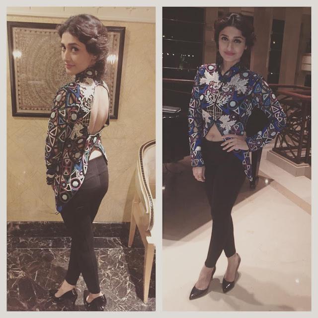Actress Ragini Khanna Latest Hot Stills Navel Queens