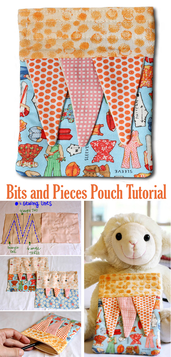 Bits and Pieces Pouch Tutorial