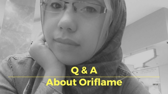 Oriflame bisnis