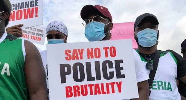 EndSARS Protest And Northern Negligence - Busy Brain