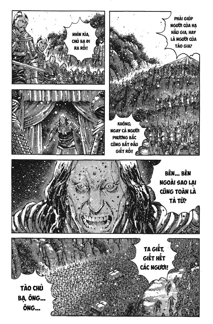 Hỏa phụng liêu nguyên Chương 433: Vô sở bất năng [Remake] trang 18