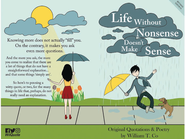 Life Without Nonsense Doesn't Make Sense Revised Edition Book Cover