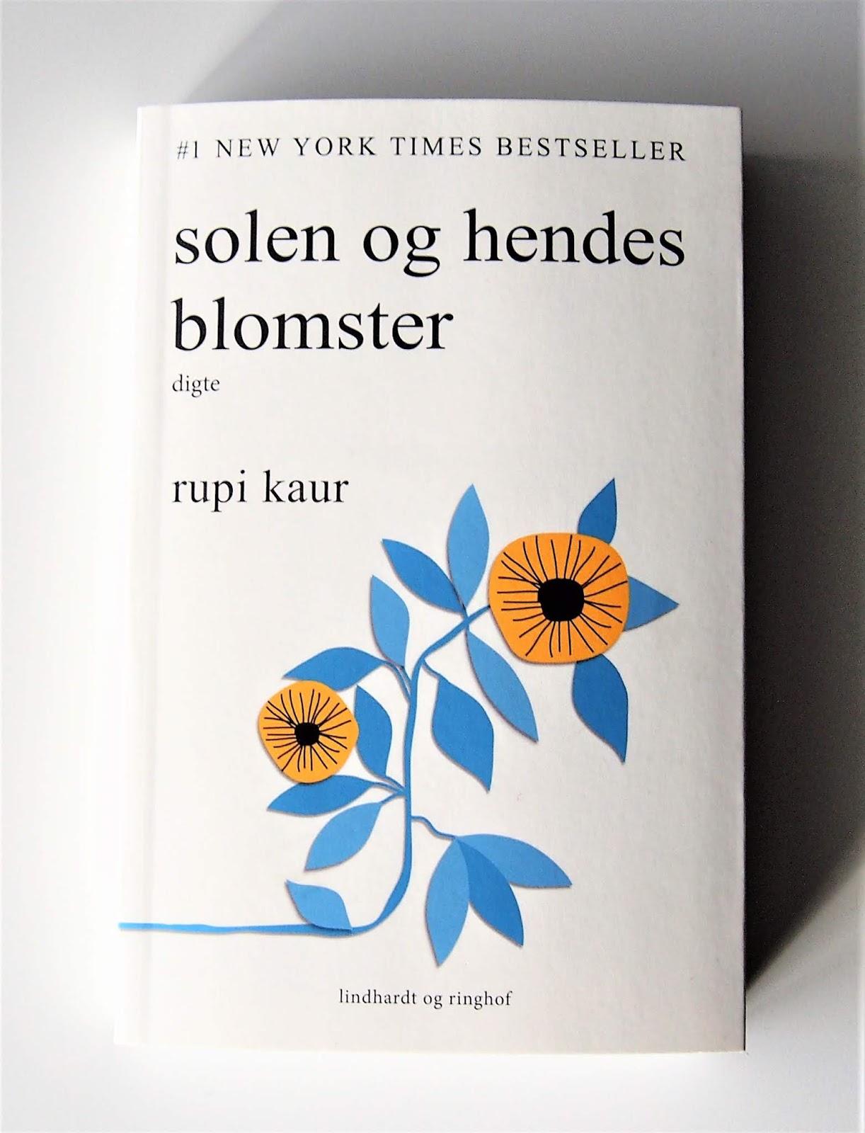 digte om blomster