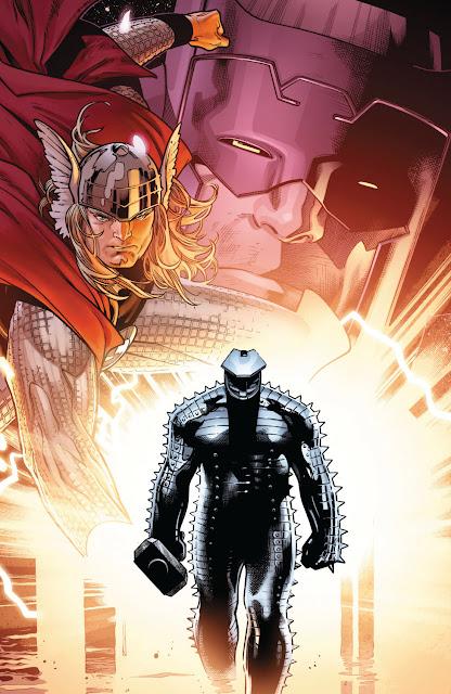 mighty thor vs galactus