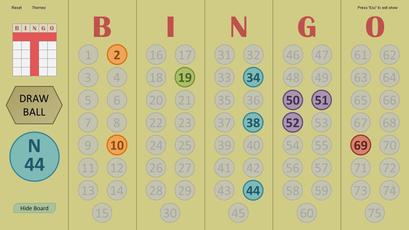 master - Bingo Master Board & Bingo Master Board PLUS BingoPlus2.0Shot