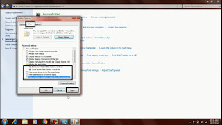Cara Menampilkan Hidden File Atau File Tersembunyi Pada Windows 7