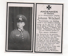 German death card 24 June 1941 worldwartwo.filminspector.com