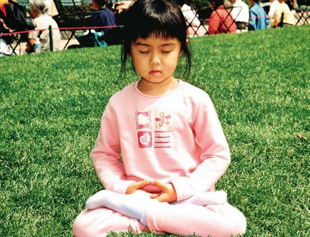 Meningkatkan Percaya Diri Anak  dengan Meditasi
