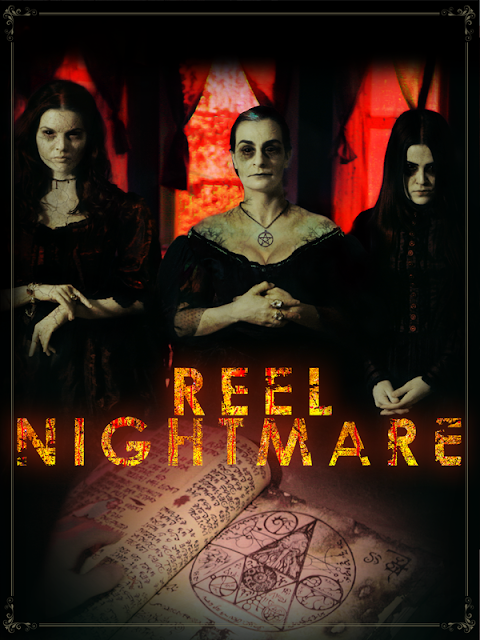 reel nightmare poster