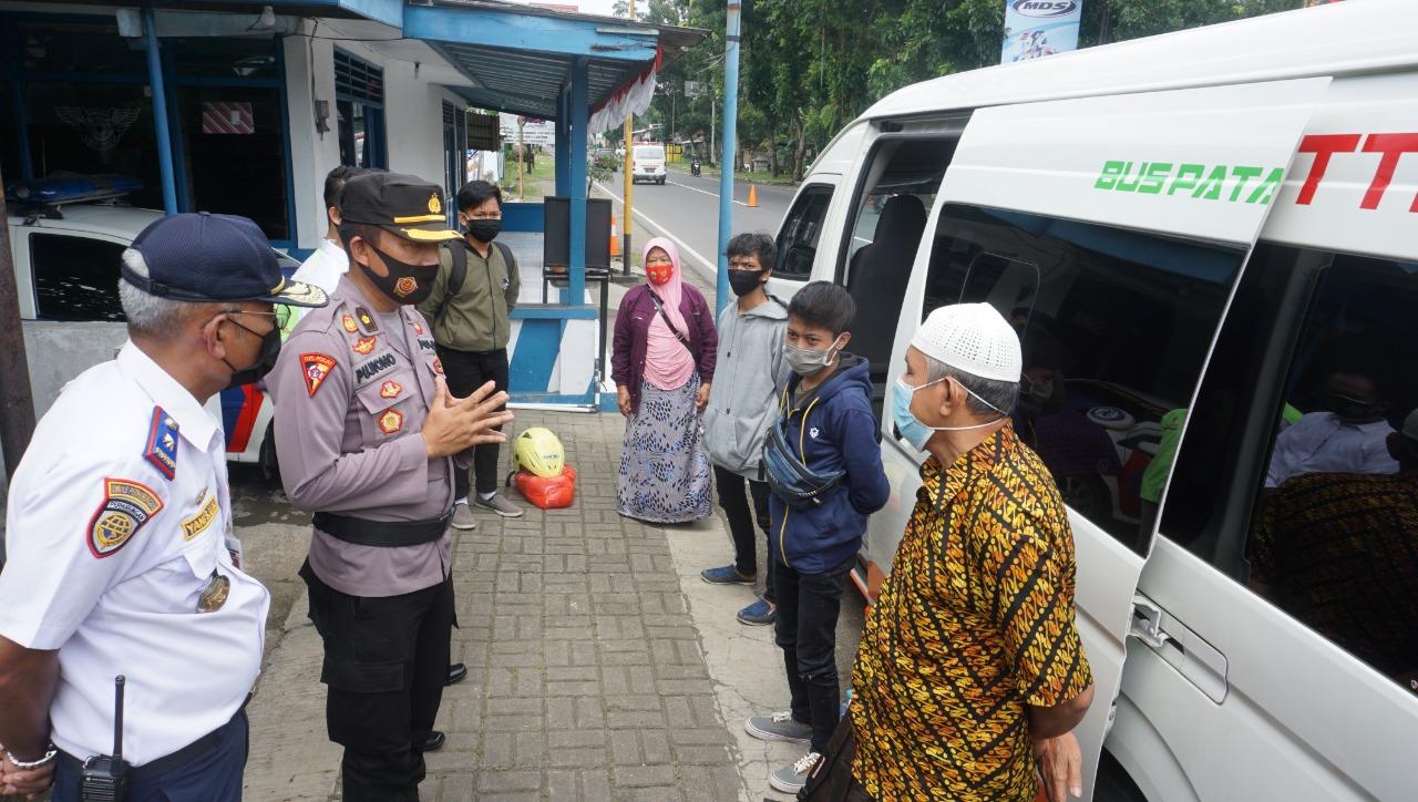 PPKM di Purbalingga, Sejumlah Kegiatan Digelar Tim Gabungan