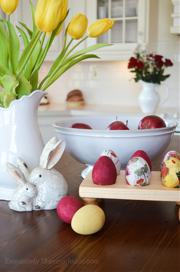 DIY Easter Egg Holder