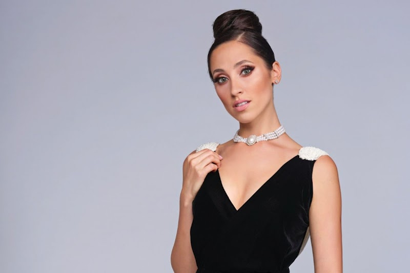 Elina Nechayeva Featured for Aqva Magazine -2020