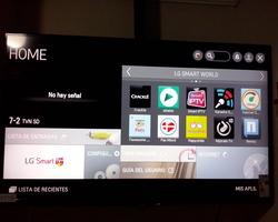 Menu home Instalar Smart IPTV