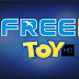 FREEI TOY HD + LANÇAMENTO 02/11/2016