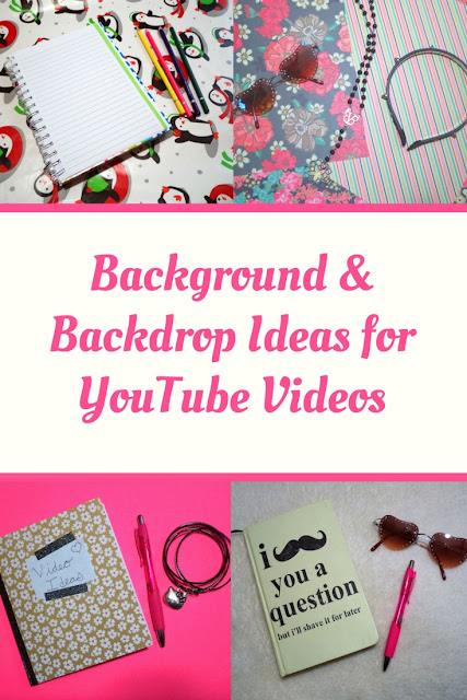 6 DIY Background & Backdrop Ideas for YouTube Videos