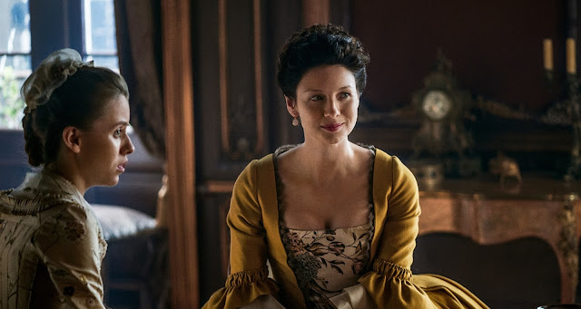 "2x03 ""Useful Occupations and Deceptions"" de Outlander"