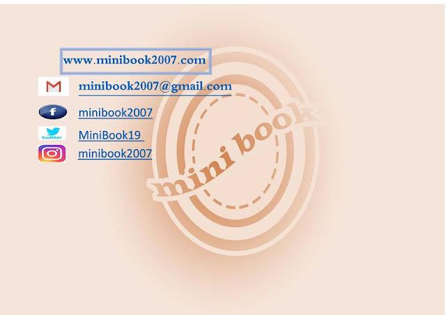 mini book 2007